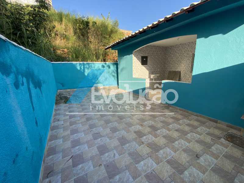 QUINTAL FUNDOS - Casa à venda Rua Farol de São Tomé,Campo Grande, Rio de Janeiro - R$ 285.000 - V0299 - 9
