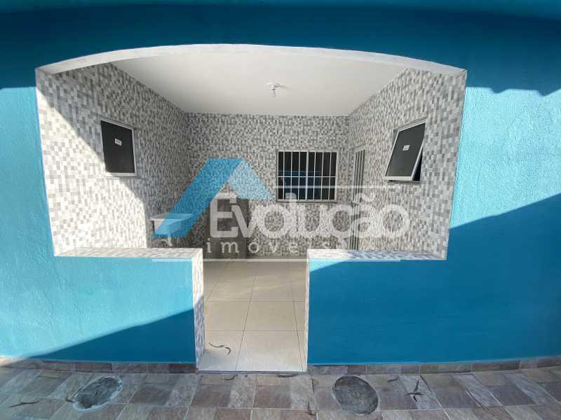 ÁREA DE SERVIÇO - Casa à venda Rua Farol de São Tomé,Campo Grande, Rio de Janeiro - R$ 285.000 - V0299 - 10