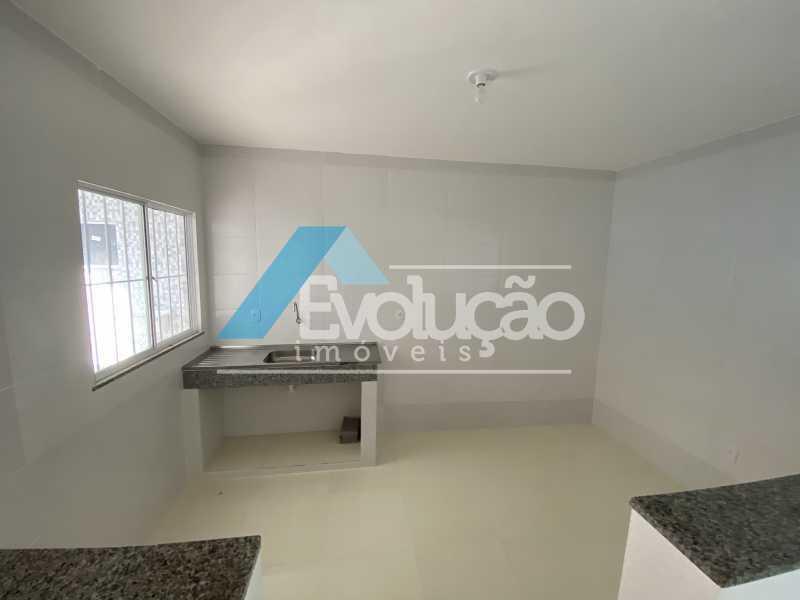 COZINHA - Casa à venda Rua Farol de São Tomé,Campo Grande, Rio de Janeiro - R$ 285.000 - V0299 - 13