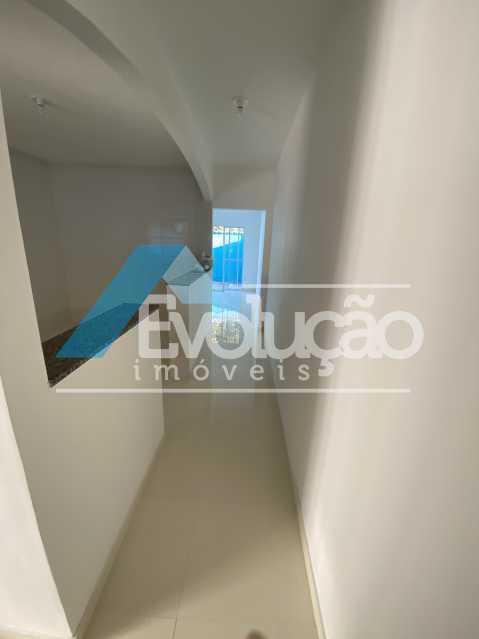 CIRCULAÇÃO CASA - Casa à venda Rua Farol de São Tomé,Campo Grande, Rio de Janeiro - R$ 285.000 - V0299 - 15