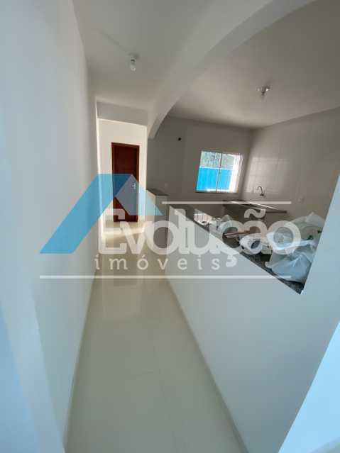 CIRCULAÇÃO CASA - Casa à venda Rua Farol de São Tomé,Campo Grande, Rio de Janeiro - R$ 285.000 - V0299 - 17