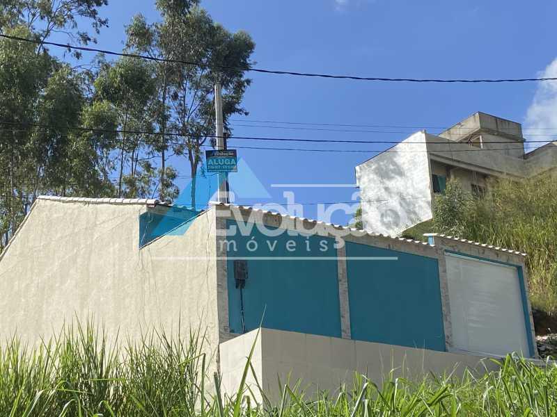 FACHADA CASA - Casa à venda Rua Farol de São Tomé,Campo Grande, Rio de Janeiro - R$ 285.000 - V0299 - 25