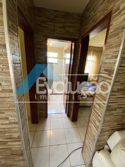 CORREDOR - Apartamento para alugar Cosmos, Rio de Janeiro - R$ 1.000 - A0325 - 7