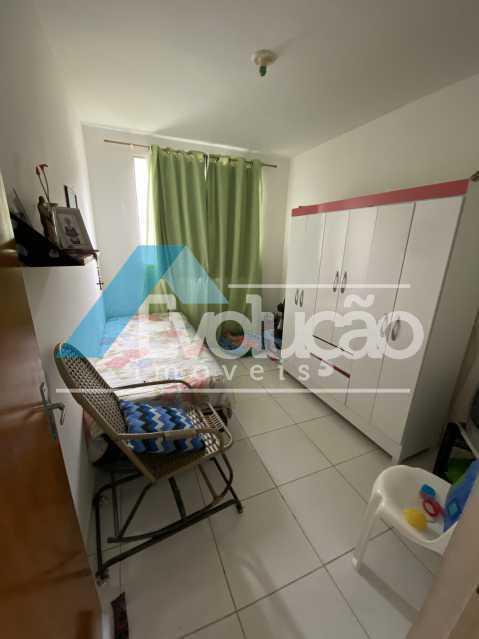 QUARTO 1 - Apartamento 2 quartos à venda Campo Grande, Rio de Janeiro - R$ 127.000 - V0305 - 3