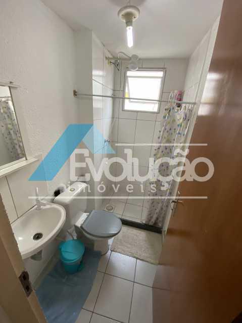 BANHEIRO - Apartamento 2 quartos à venda Campo Grande, Rio de Janeiro - R$ 127.000 - V0305 - 5