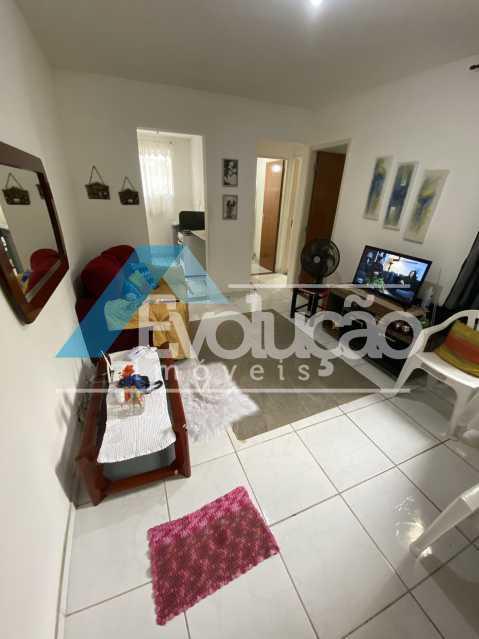 SALA - Apartamento 2 quartos à venda Campo Grande, Rio de Janeiro - R$ 127.000 - V0305 - 7