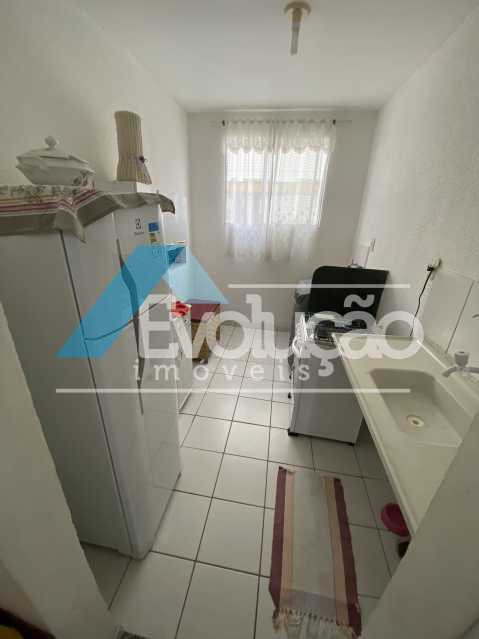 COZINHA - Apartamento 2 quartos à venda Campo Grande, Rio de Janeiro - R$ 127.000 - V0305 - 8