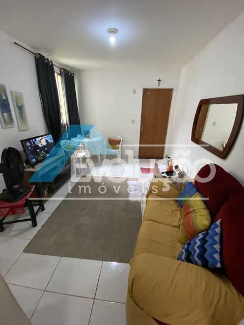 SALA - Apartamento 2 quartos à venda Campo Grande, Rio de Janeiro - R$ 127.000 - V0305 - 10