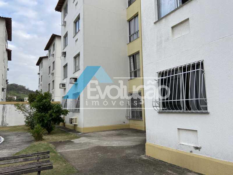 CONDOMÍNIO - Apartamento 2 quartos à venda Campo Grande, Rio de Janeiro - R$ 127.000 - V0305 - 1