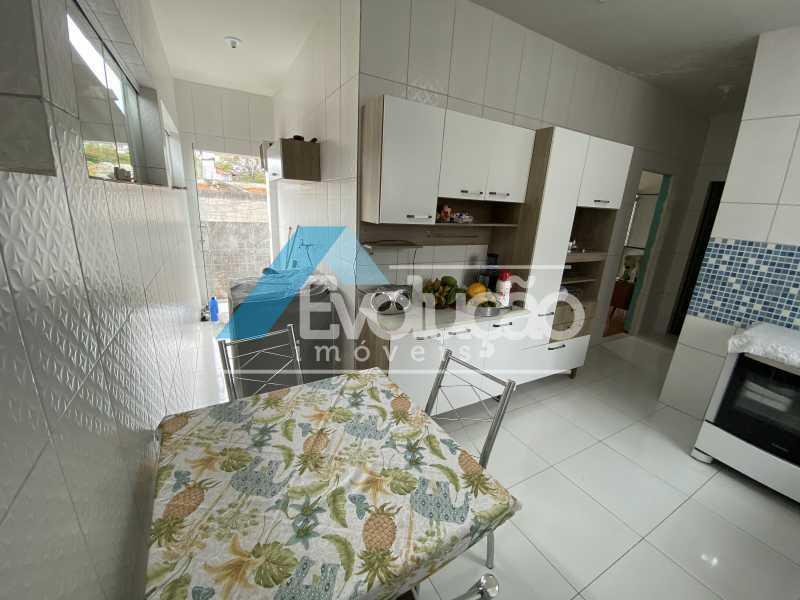 COZINHA - Casa 2 quartos à venda Guaratiba, Rio de Janeiro - R$ 170.000 - V0309 - 11