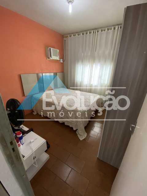 QUARTO 1 - Casa 2 quartos à venda Guaratiba, Rio de Janeiro - R$ 170.000 - V0309 - 12