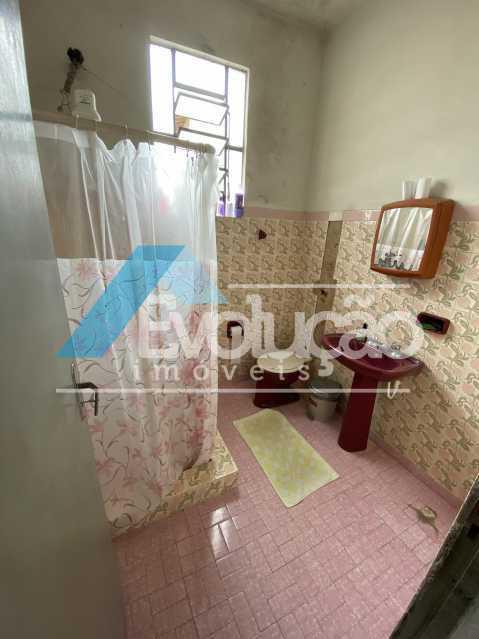 BANHEIRO - Casa 2 quartos à venda Guaratiba, Rio de Janeiro - R$ 170.000 - V0309 - 13