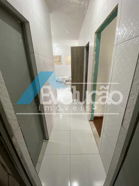 CORREDOR - Casa 2 quartos à venda Guaratiba, Rio de Janeiro - R$ 170.000 - V0309 - 16