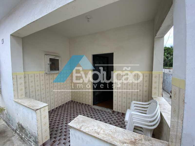 VARANDA - Casa 2 quartos à venda Guaratiba, Rio de Janeiro - R$ 170.000 - V0309 - 8