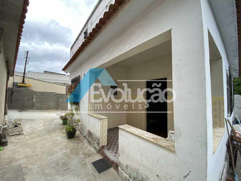 FRENTE QUINTAL - Casa 2 quartos à venda Guaratiba, Rio de Janeiro - R$ 170.000 - V0309 - 1