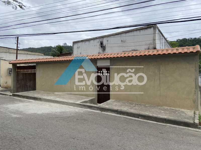 FACHADA  - Casa 2 quartos à venda Guaratiba, Rio de Janeiro - R$ 170.000 - V0309 - 6