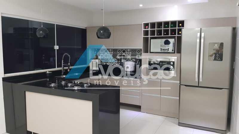 COZINHA - Casa em Condomínio 5 quartos à venda Campo Grande, Rio de Janeiro - R$ 1.325.000 - V0312 - 10