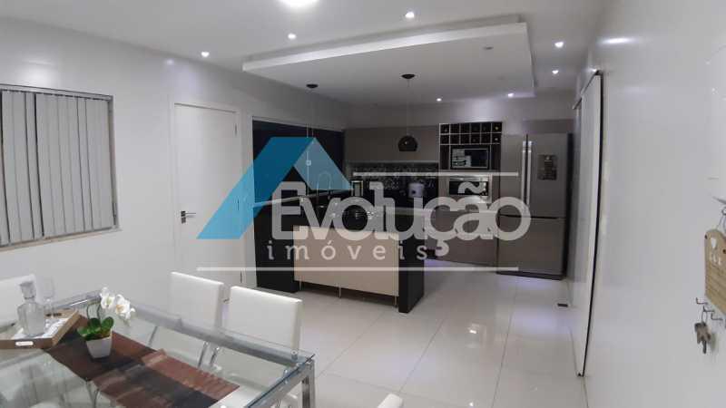 COZINHA - Casa em Condomínio 5 quartos à venda Campo Grande, Rio de Janeiro - R$ 1.325.000 - V0312 - 11