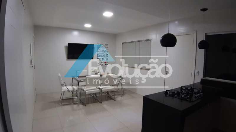 COZINHA - Casa em Condomínio 5 quartos à venda Campo Grande, Rio de Janeiro - R$ 1.325.000 - V0312 - 12