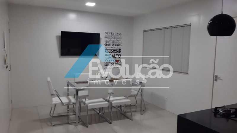 COZINHA - Casa em Condomínio 5 quartos à venda Campo Grande, Rio de Janeiro - R$ 1.325.000 - V0312 - 13