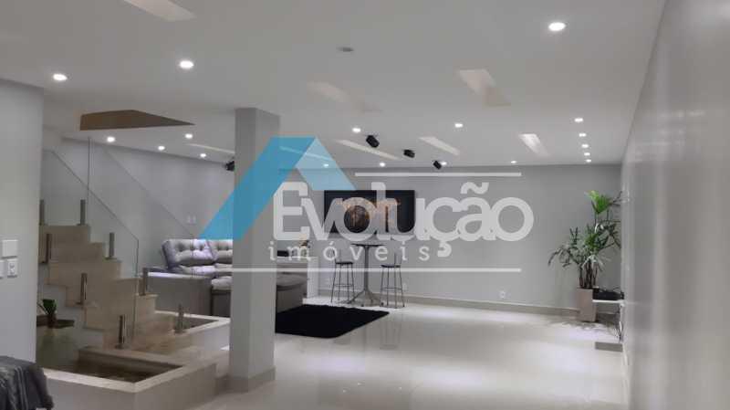 SALA - Casa em Condomínio 5 quartos à venda Campo Grande, Rio de Janeiro - R$ 1.325.000 - V0312 - 14