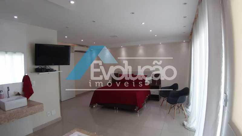 SU[ITE MASTER - Casa em Condomínio 5 quartos à venda Campo Grande, Rio de Janeiro - R$ 1.325.000 - V0312 - 18