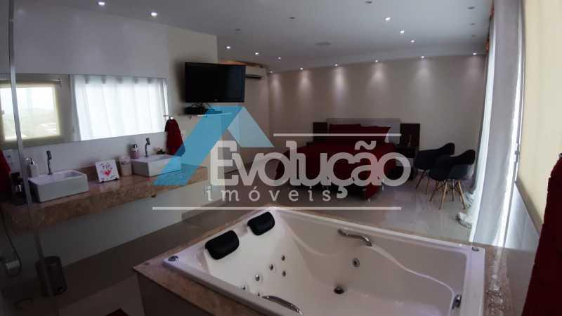 SU[ITE MASTER - Casa em Condomínio 5 quartos à venda Campo Grande, Rio de Janeiro - R$ 1.325.000 - V0312 - 19