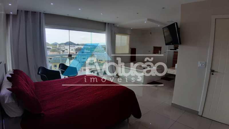 SU[ITE MASTER - Casa em Condomínio 5 quartos à venda Campo Grande, Rio de Janeiro - R$ 1.325.000 - V0312 - 20