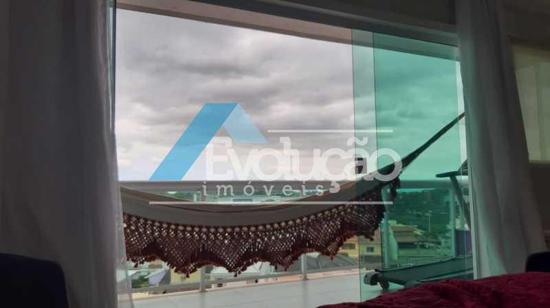 SUITE MASTER - Casa em Condomínio 5 quartos à venda Campo Grande, Rio de Janeiro - R$ 1.325.000 - V0312 - 21
