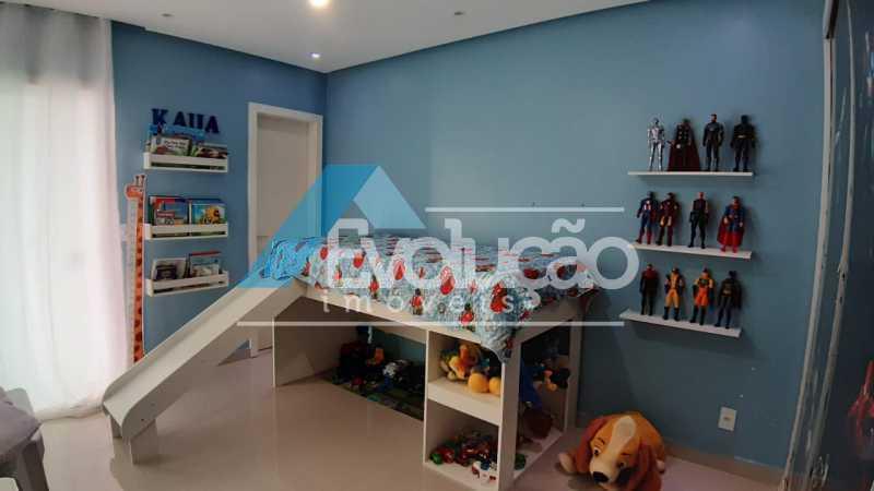 SU[ITE 2 - Casa em Condomínio 5 quartos à venda Campo Grande, Rio de Janeiro - R$ 1.325.000 - V0312 - 23