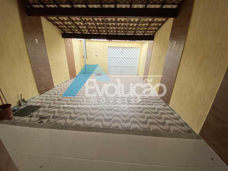 IMG_1002 - Casa 3 quartos à venda Campo Grande, Rio de Janeiro - R$ 445.000 - V0315 - 3
