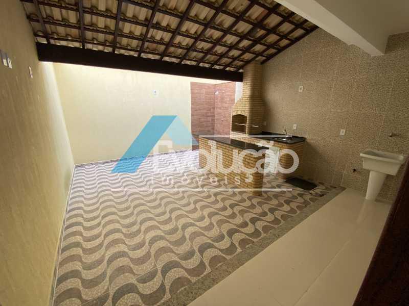 IMG_1009 - Casa 3 quartos à venda Campo Grande, Rio de Janeiro - R$ 445.000 - V0315 - 9