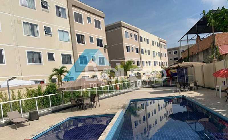 2116234341 - Apartamento 2 quartos à venda Campo Grande, Rio de Janeiro - R$ 60.000 - V0316 - 4