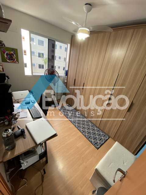 IMG_1086 - Apartamento 2 quartos à venda Campo Grande, Rio de Janeiro - R$ 60.000 - V0316 - 9