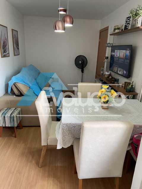 IMG_1098 - Apartamento 2 quartos à venda Campo Grande, Rio de Janeiro - R$ 60.000 - V0316 - 19