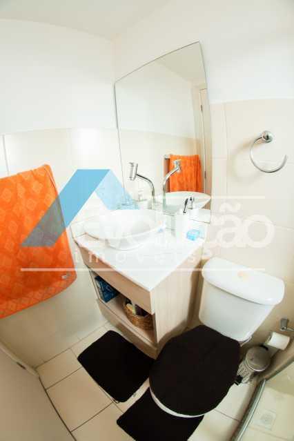 DSC09053 - Apartamento 2 quartos à venda Bangu, Rio de Janeiro - R$ 300.000 - V0320 - 5