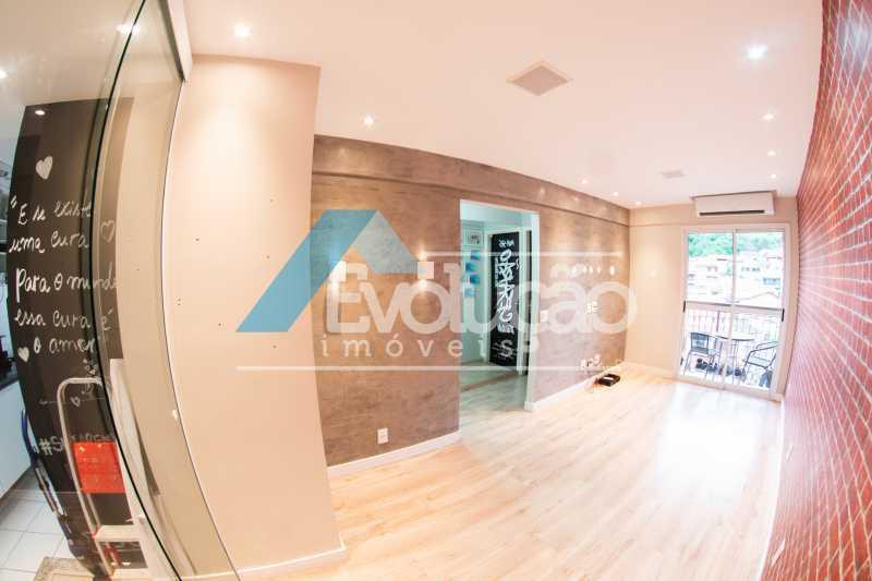DSC09056 - Apartamento 2 quartos à venda Bangu, Rio de Janeiro - R$ 300.000 - V0320 - 6