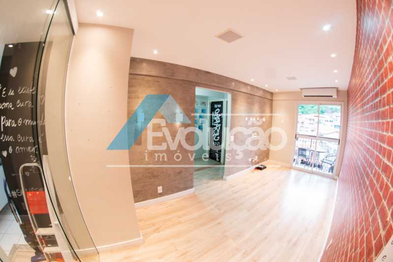 DSC09057 - Apartamento 2 quartos à venda Bangu, Rio de Janeiro - R$ 300.000 - V0320 - 1
