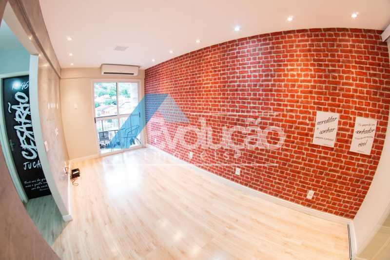 DSC09060 - Apartamento 2 quartos à venda Bangu, Rio de Janeiro - R$ 300.000 - V0320 - 7