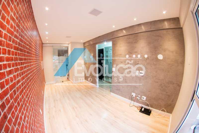 DSC09061 - Apartamento 2 quartos à venda Bangu, Rio de Janeiro - R$ 300.000 - V0320 - 8