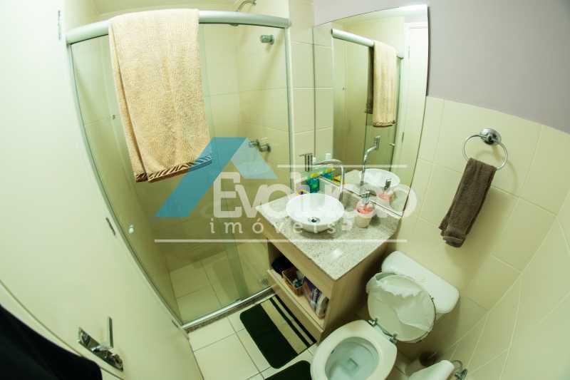 DSC09065 - Apartamento 2 quartos à venda Bangu, Rio de Janeiro - R$ 300.000 - V0320 - 10
