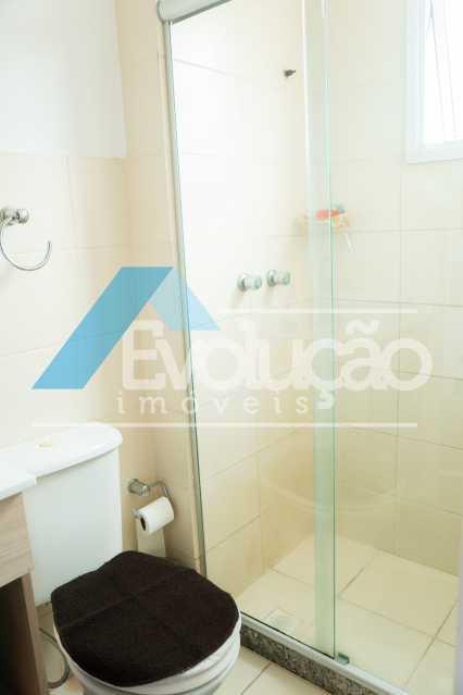 DSC09082 - Apartamento 2 quartos à venda Bangu, Rio de Janeiro - R$ 300.000 - V0320 - 17