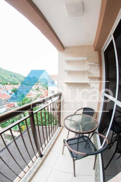 DSC09085 - Apartamento 2 quartos à venda Bangu, Rio de Janeiro - R$ 300.000 - V0320 - 18
