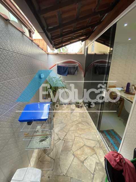 IMG_1130 - Casa em Condomínio 3 quartos à venda Campo Grande, Rio de Janeiro - R$ 240.000 - V0318 - 6