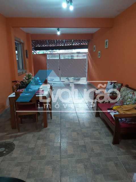 GARAGEM - Casa em Condomínio 2 quartos à venda Campo Grande, Rio de Janeiro - R$ 260.000 - V0321 - 4