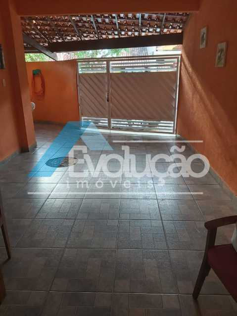 GARAGEM - Casa em Condomínio 2 quartos à venda Campo Grande, Rio de Janeiro - R$ 260.000 - V0321 - 6