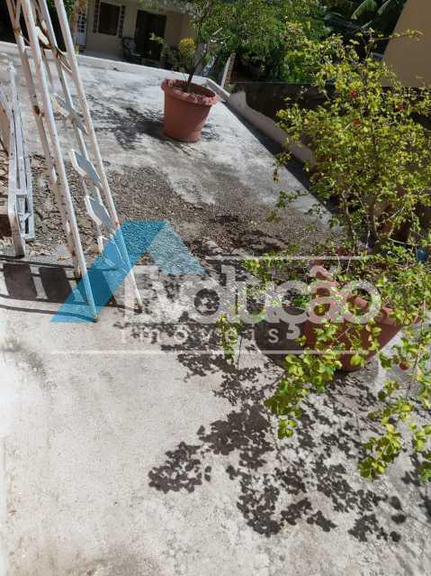 LAJE PARA AMPLIAR CASA - Casa em Condomínio 2 quartos à venda Campo Grande, Rio de Janeiro - R$ 260.000 - V0321 - 7
