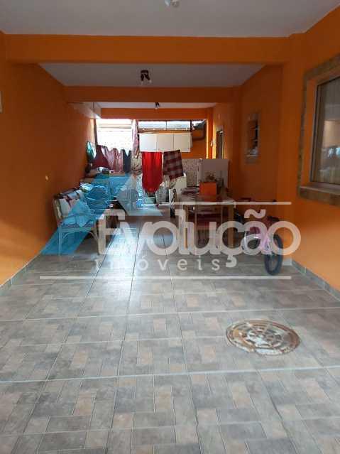 GARAGEM - Casa em Condomínio 2 quartos à venda Campo Grande, Rio de Janeiro - R$ 260.000 - V0321 - 8