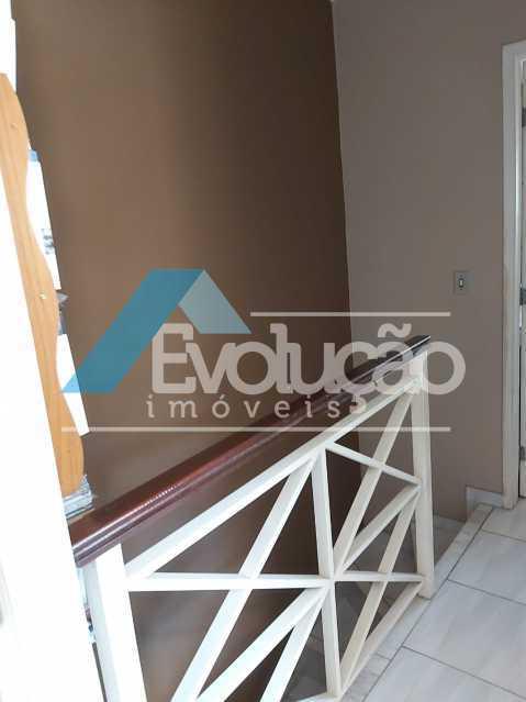 ESCADA - Casa em Condomínio 2 quartos à venda Campo Grande, Rio de Janeiro - R$ 260.000 - V0321 - 9