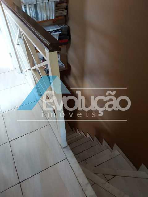 ESCADA - Casa em Condomínio 2 quartos à venda Campo Grande, Rio de Janeiro - R$ 260.000 - V0321 - 10